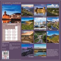 Beautiful Wales 2021 Calendar and Diary Set