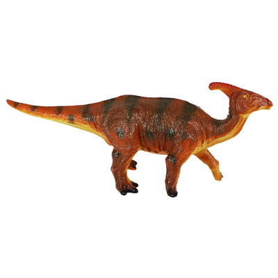 26 Inch Parasaurolophus Soft Dinosaur Figure image number 2