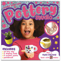 Create Your Own Pottery Studio