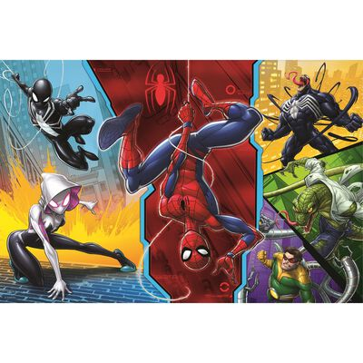Spider-Man 100 Piece Jigsaw Puzzle image number 2