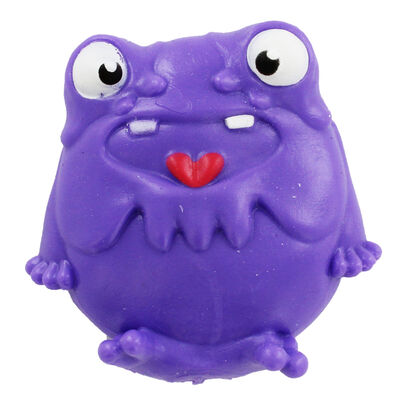 Purple Sticky Stretch Monster Ball image number 2