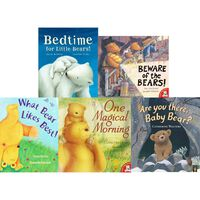 Bedtime For Little Bears: 10 Kids Picture Books Bundle