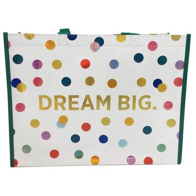 Dream Big Reusable Shopping Bag image number 1