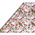 Christmas Gift Wrap - 10M - Assorted image number 1