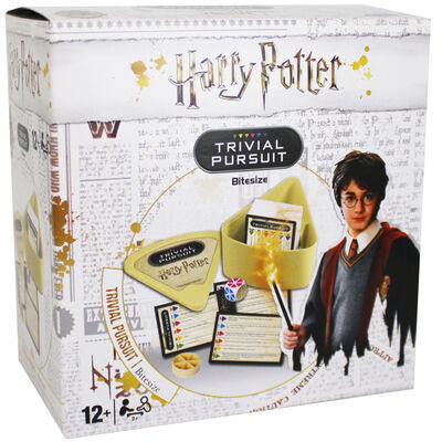 Harry Potter Bitesize Trivial Pursuit image number 1