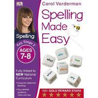 Spelling Made Easy KS2:  Ages 7-8