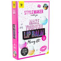 Make Your Own Lip Balm Mixing Kit