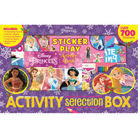 Disney Princess Christmas Activity Selection Box
