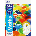 Letts KS2 Maths 10 Minute Tests: Ages 10-11 image number 1