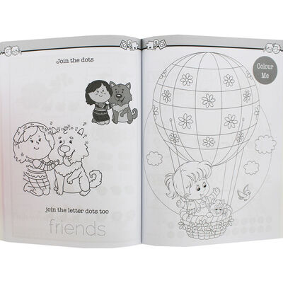Really Fun Travel Activity Book: For 5-7 Years image number 2