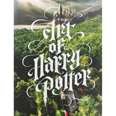 The Art Of Harry Potter image number 1