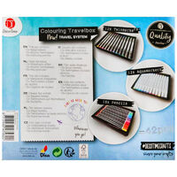 Decotime Colouring Travel Box