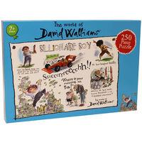 David Walliams Billionaire Boy 250 Piece Jigsaw Puzzle
