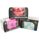 Neon Wooden Brain Maze - Assorted image number 2