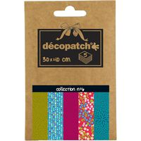 Decopatch Pocket Papers - Collection 6