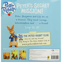 Peter Rabbit: Peter's Secret Mission