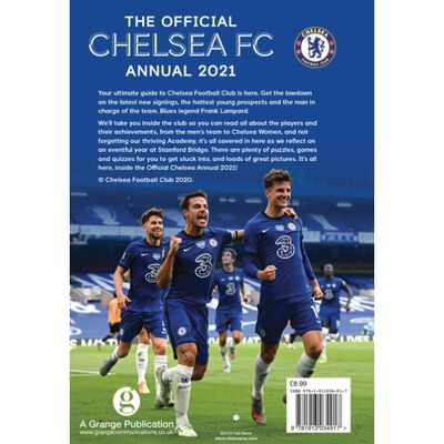 The Official Chelsea FC Annual 2021 image number 3