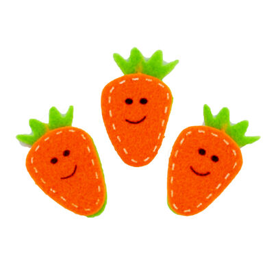 Self Adhesive Carrots - 16 Pack image number 2