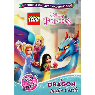 LEGO Disney Princess: A Dragon in the Castle image number 1