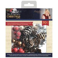 Sara Signature T'was the Night Before Christmas: Festive Embellishments