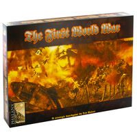 The First World War Strategy Board Game