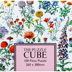Floral 100 Piece Jigsaw Puzzle image number 2