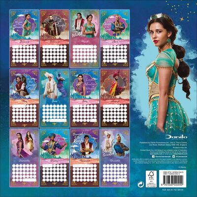 Disney Aladdin Official 2020 Calendar image number 3