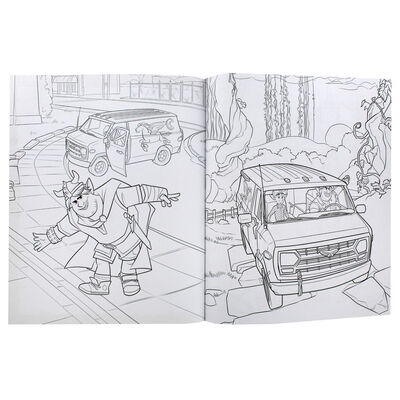 Disney Onward The Ultimate Colouring Book image number 3