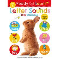 Ready Set Learn: Letter Sounds Skills Workbook