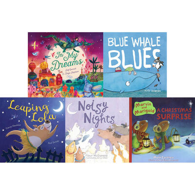 Dino Love & Friends: 10 Kids Picture Books Bundle image number 2