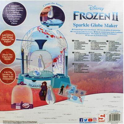 Disney Frozen 2 Sparkle Globe Maker image number 3