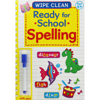 Ready for School: Spelling