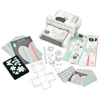 Sizzix Big Shot Plus Machine Starter Kit