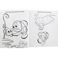 Disney Pixar Finding Nemo Colouring Book