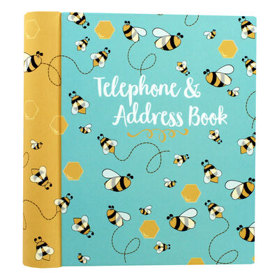 Bee Telephone and Address Book image number 1