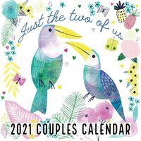 2021 Calendar: Couples Calendar