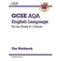 CGP GCSE English Language: The Workbook