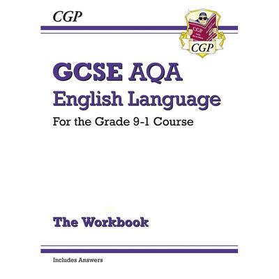 CGP GCSE English Language: The Workbook image number 1