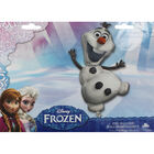 23 Inch Disney Frozen Olaf Super Shape Helium Balloon image number 1