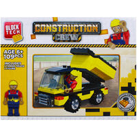 Block Tech Construction Crew Playset