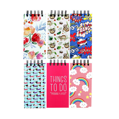 6 Long Notepads Bundle image number 1