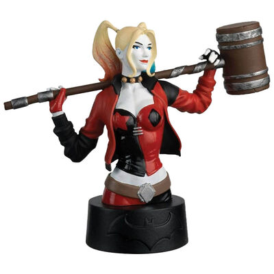 Harley Quinn Bust: DC Comics Collector image number 1
