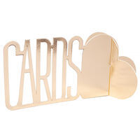 3D Cards Sign