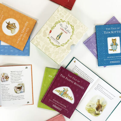 The Peter Rabbit Library: 10 Book Collection image number 4