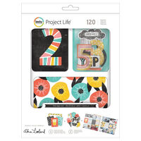 American Crafts: Project Life This & That 120 Piece Card Kit