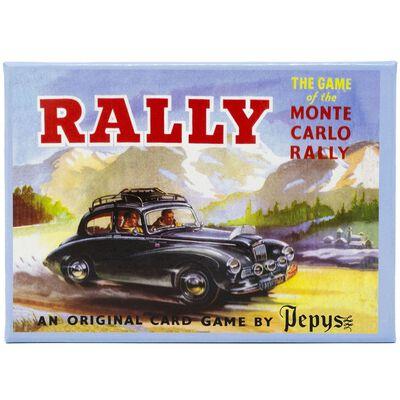 Pepys Rally Vintage Game image number 1