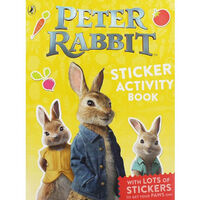 Peter Rabbit: Sticker Activity Book