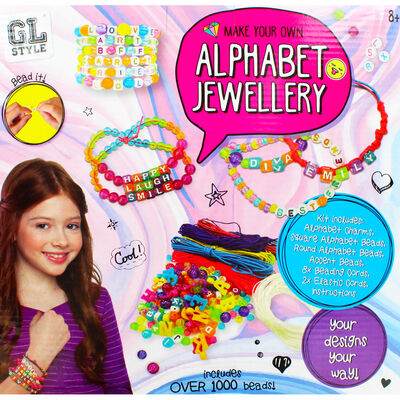 Make Your Own Alphabet Jewellery image number 4