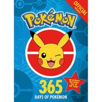 The Official Pokémon 365 Days of Pokémon