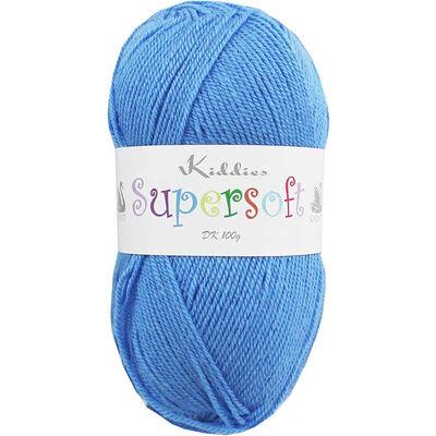 Kiddies Supersoft DK Cornflower Yarn - 100g image number 1